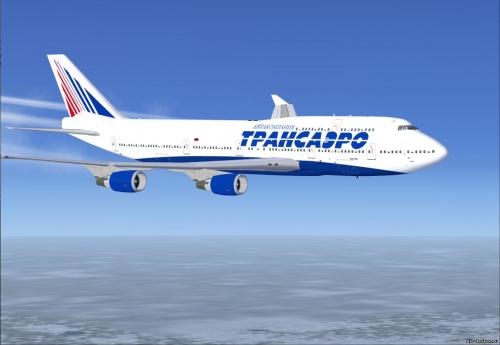 Рост авиаперевозки Трансаэро на внутренних направлениях за 2 месяца составил 41%