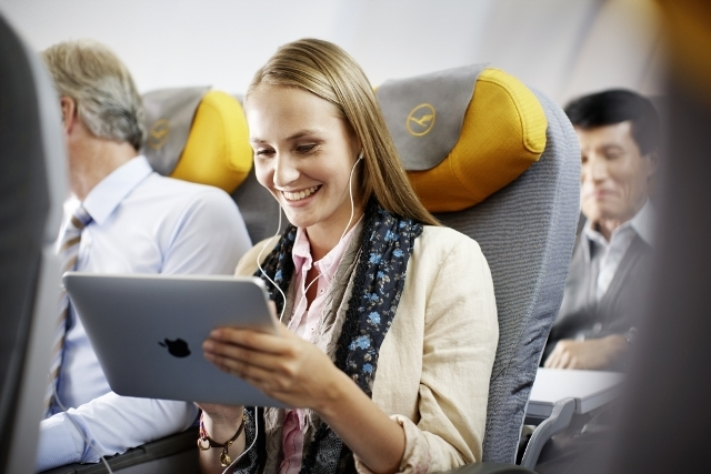 Что пассажиры думают об авиаперелетах