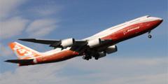 Люфтганза в марте 2012 первой в мире получит авиалайнер Boeing 747-8