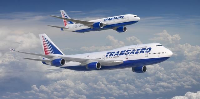 Авиакомпания Трансаэро