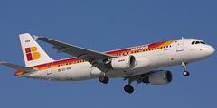 Авиакомпания Iberia отменила 156 рейсов