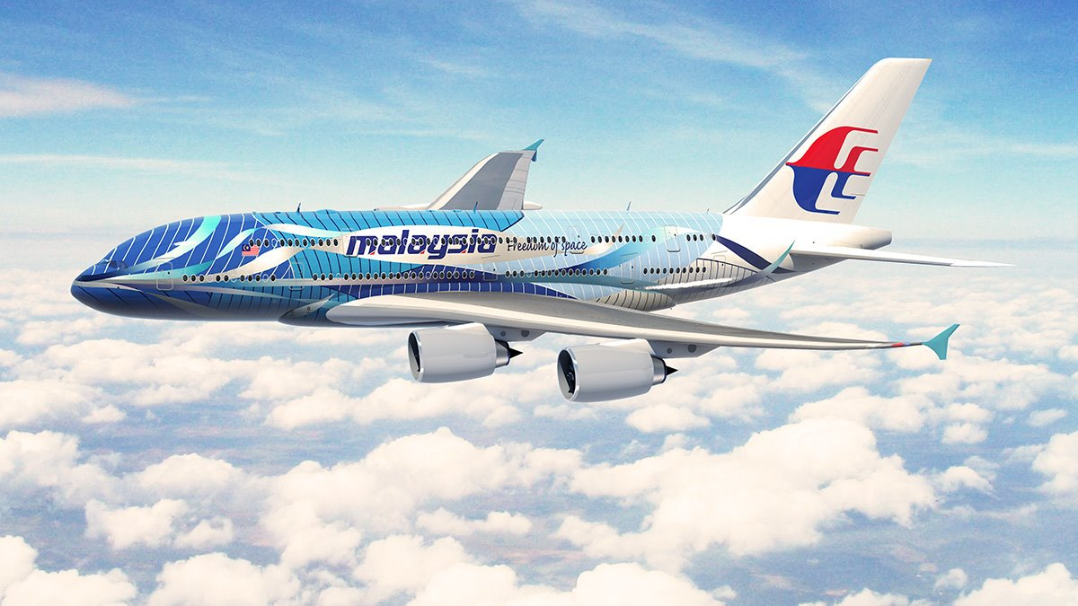 Download this Malaysia Airlines picture