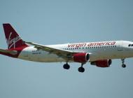 По опросу потребителей, Virgin America – самая популярная авиакомпания США